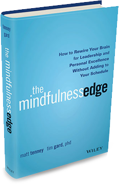 The Mindfulness Edge Blog: Mindfulness Training & Mindful Leadership